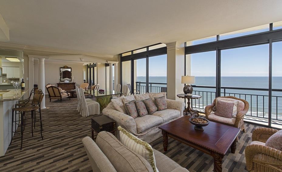 hotel suites the san luis resort. Black Bedroom Furniture Sets. Home Design Ideas