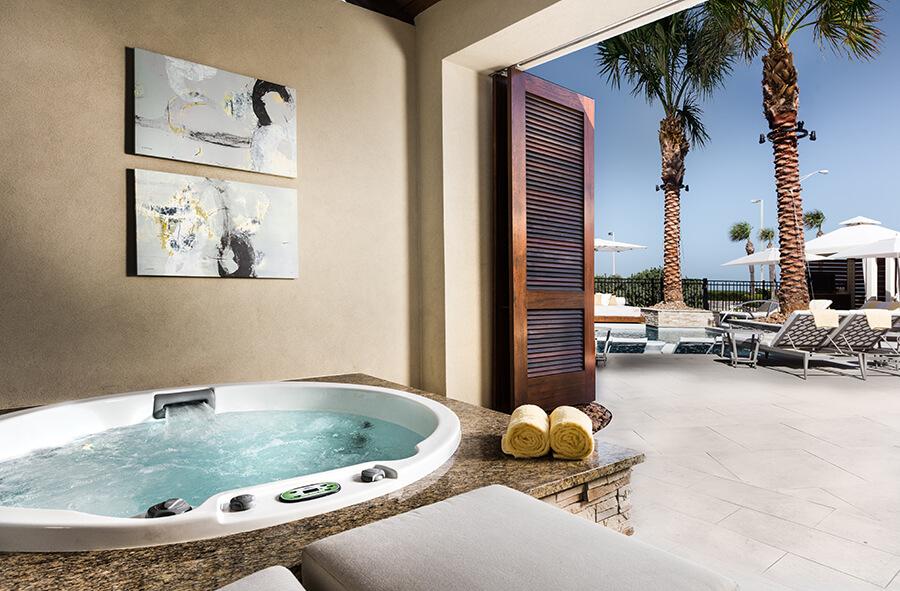 Galveston Tx Spa Resort