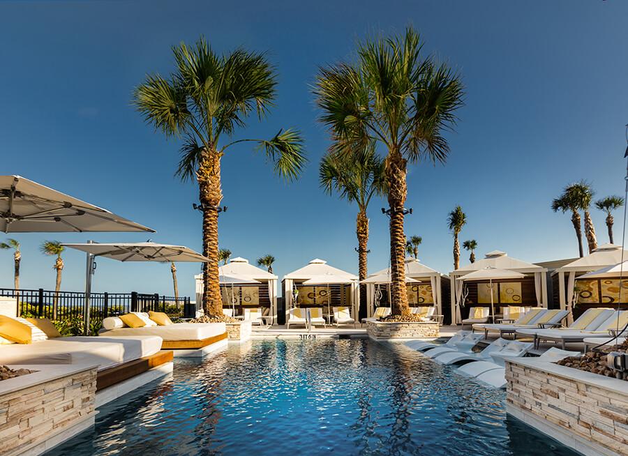 the villas the san luis resort. Black Bedroom Furniture Sets. Home Design Ideas