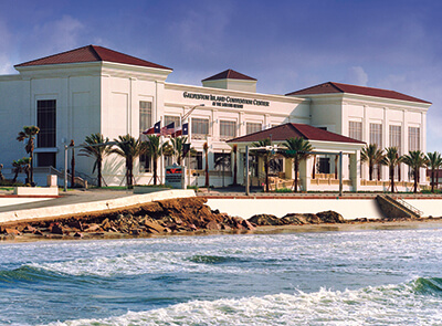 Beachfront Hotel And Spa Galveston Texas