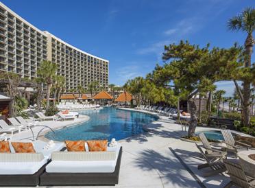 The San Luis Resort Beachfront Hotel And Spa Galveston