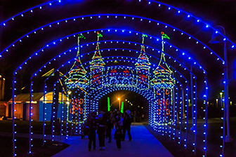 Festival of Lights & Ice Land Package